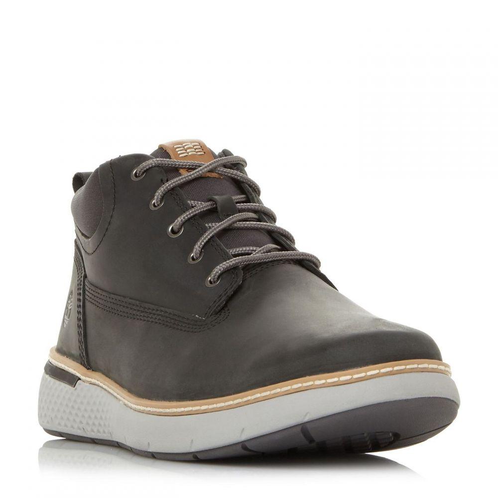 ティンバーランド Timberland メンズ ブーツ ウェッジソール チャッカブーツ シューズ・靴【A1Rs2 Wedge Sole Chukka Boots】Black