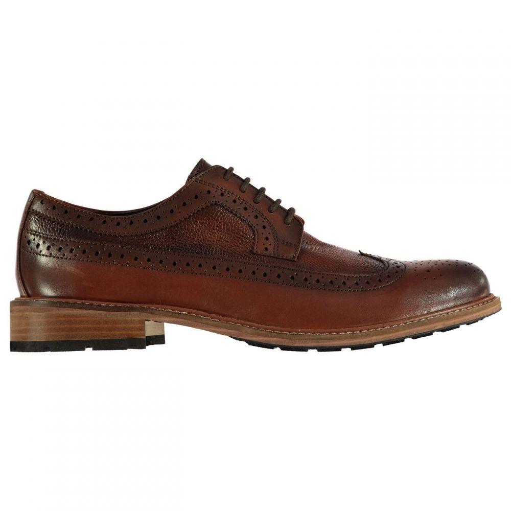 ファイヤートラップ Firetrap メンズ 革靴・ビジネスシューズ シューズ・靴【Spencer Formal Shoes】Scotch Tan