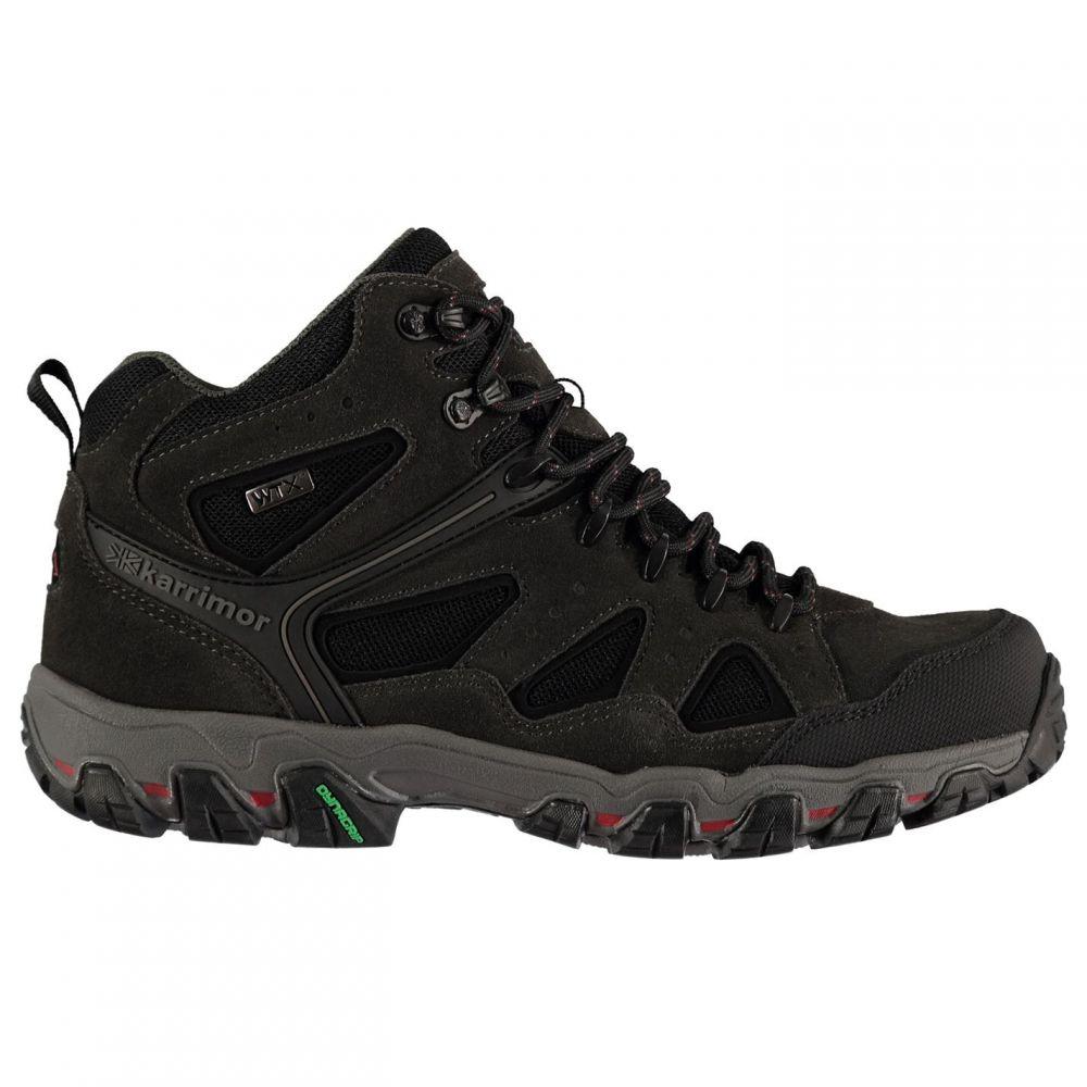 カリマー Karrimor メンズ ブーツ シューズ・靴【Merlin Walking Boots】Charcoal