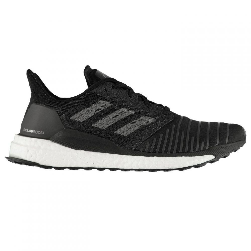アディダス adidas メンズ ランニング・ウォーキング シューズ・靴【Solarboost Running Shoes】Black/White
