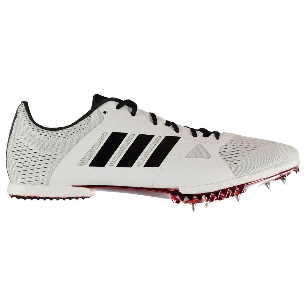 アディダス adidas メンズ 陸上 シューズ・靴【adizero Middle Distance Track Running Shoes】Black/White