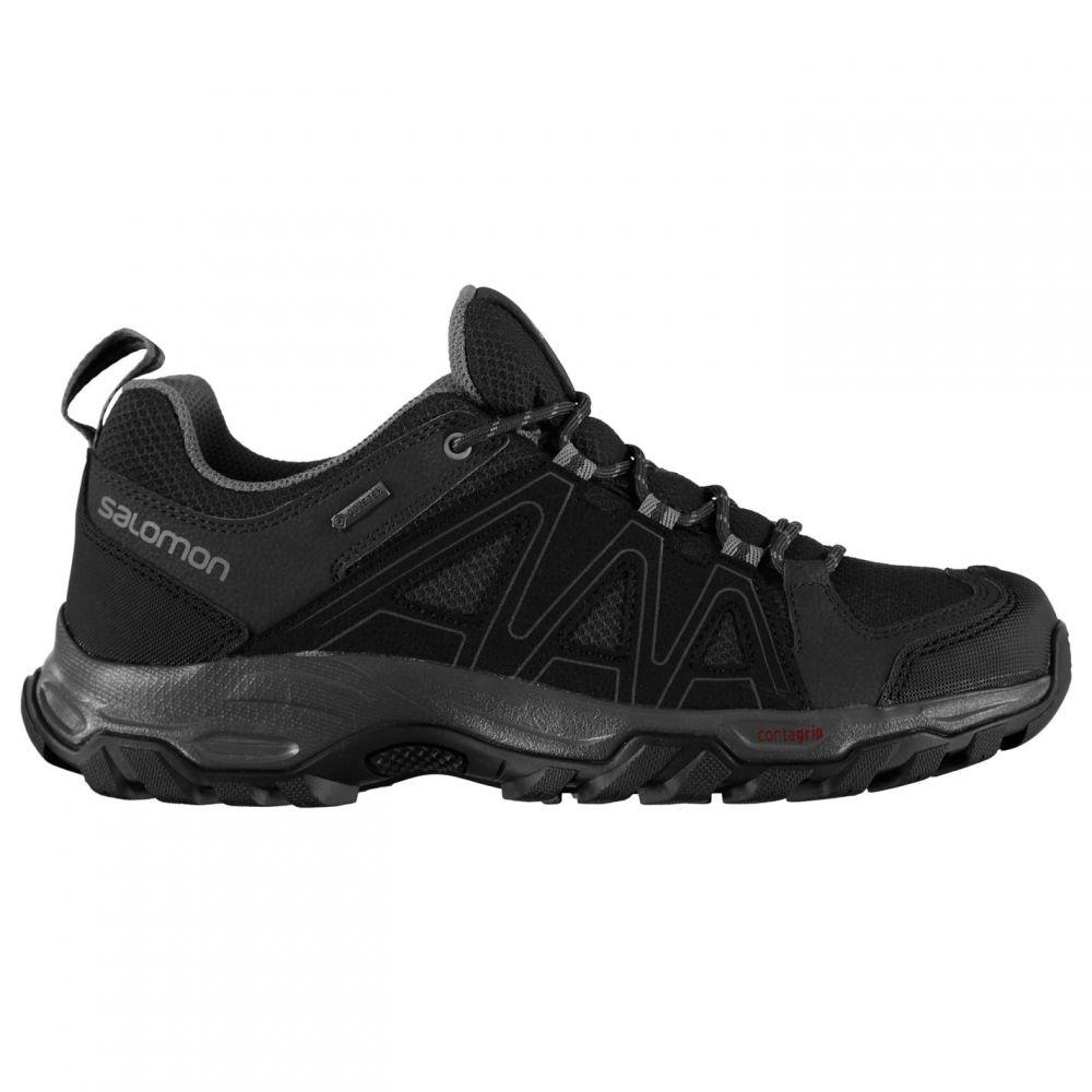 サロモン Salomon メンズ ランニング・ウォーキング シューズ・靴【Sanford GTX Walking Shoes】Phantom/Black