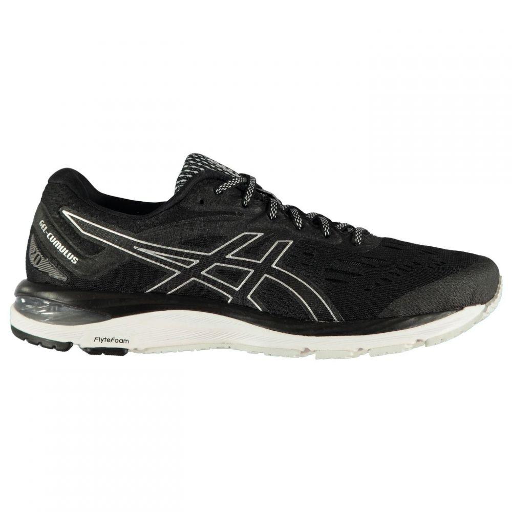 アシックス Asics メンズ ランニング・ウォーキング シューズ・靴【Gel Cumulus 20 Running Shoes】Black/White