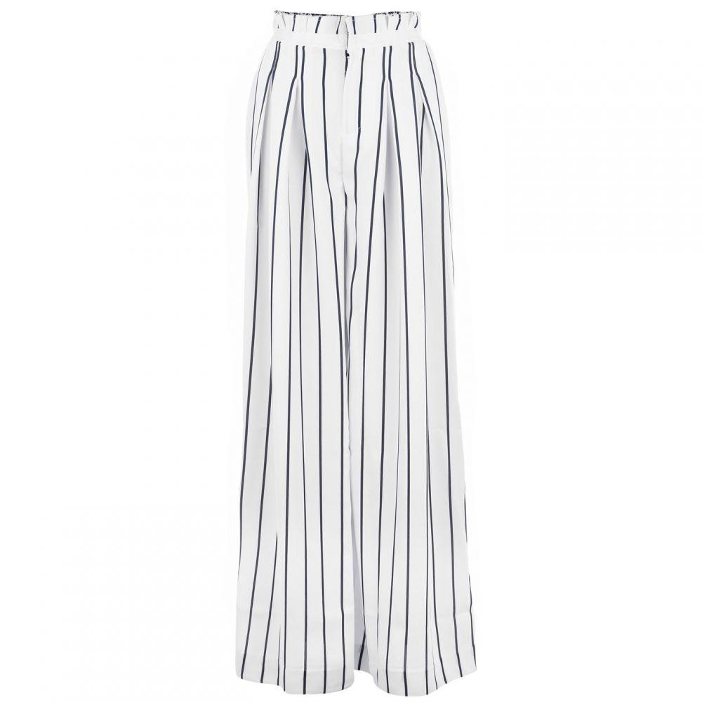 ケンダルアンドカイリー Kendall and Kylie メンズ ボトムス・パンツ 【Pin Stripe Pants】Navy/White