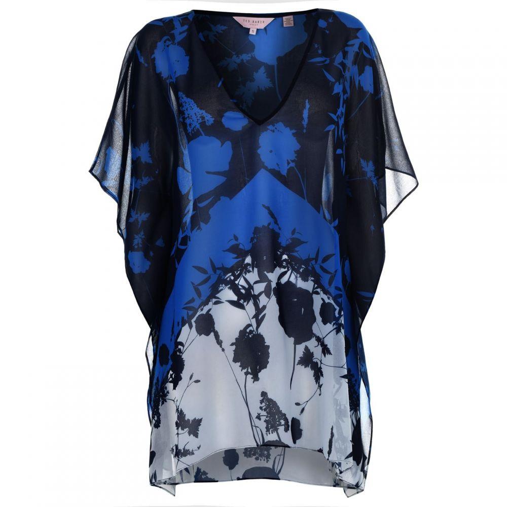 テッドベーカー Ted Baker レディース ビーチウェア ワンピース・ドレス 水着・ビーチウェア【Bluebell Dress】dk blue