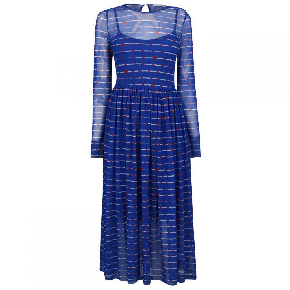 イブルース Iblues レディース ワンピース ワンピース・ドレス【Isernia Dress】Cornflower