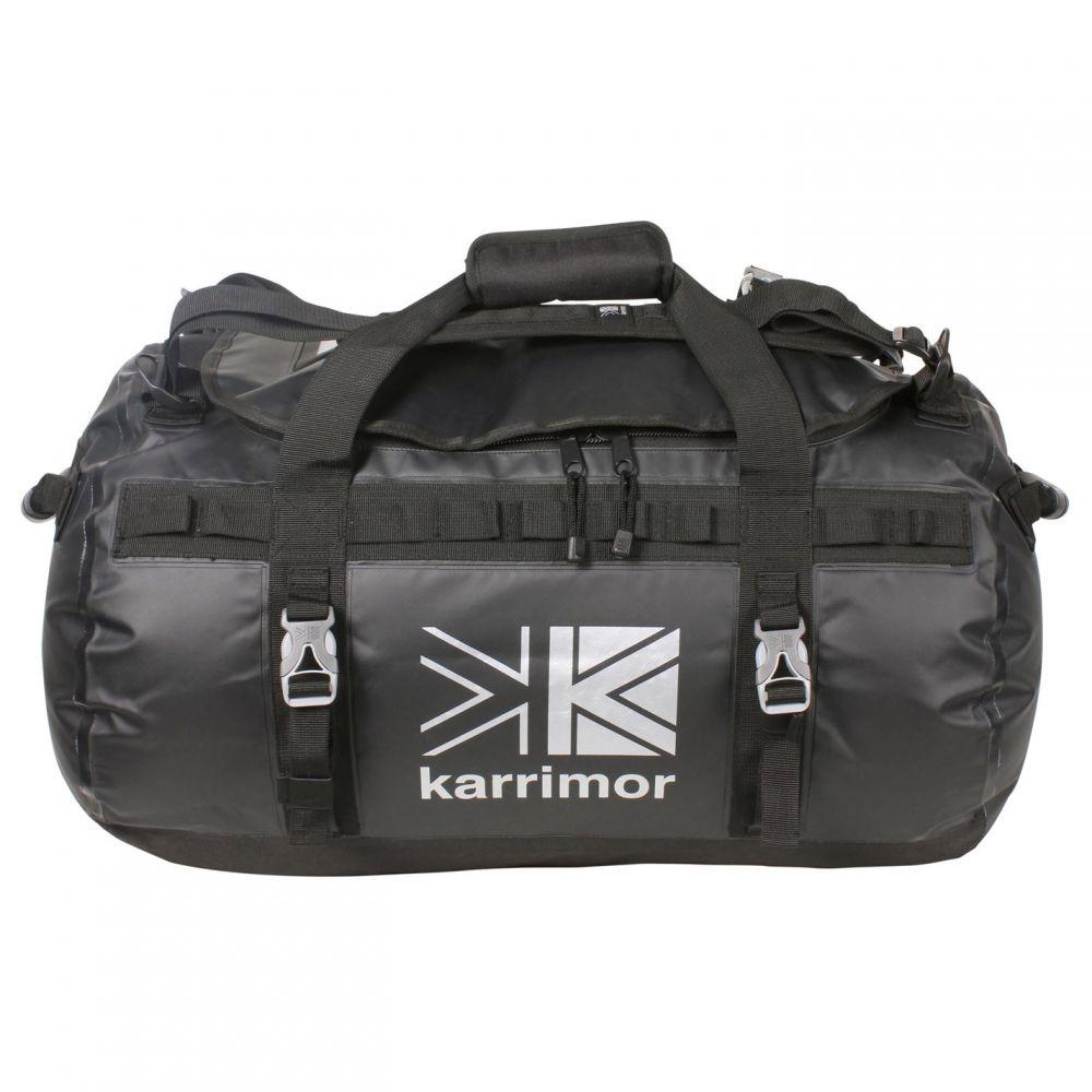 カリマー Karrimor メンズ ボストンバッグ・ダッフルバッグ バッグ【70L Dufflebag】Black