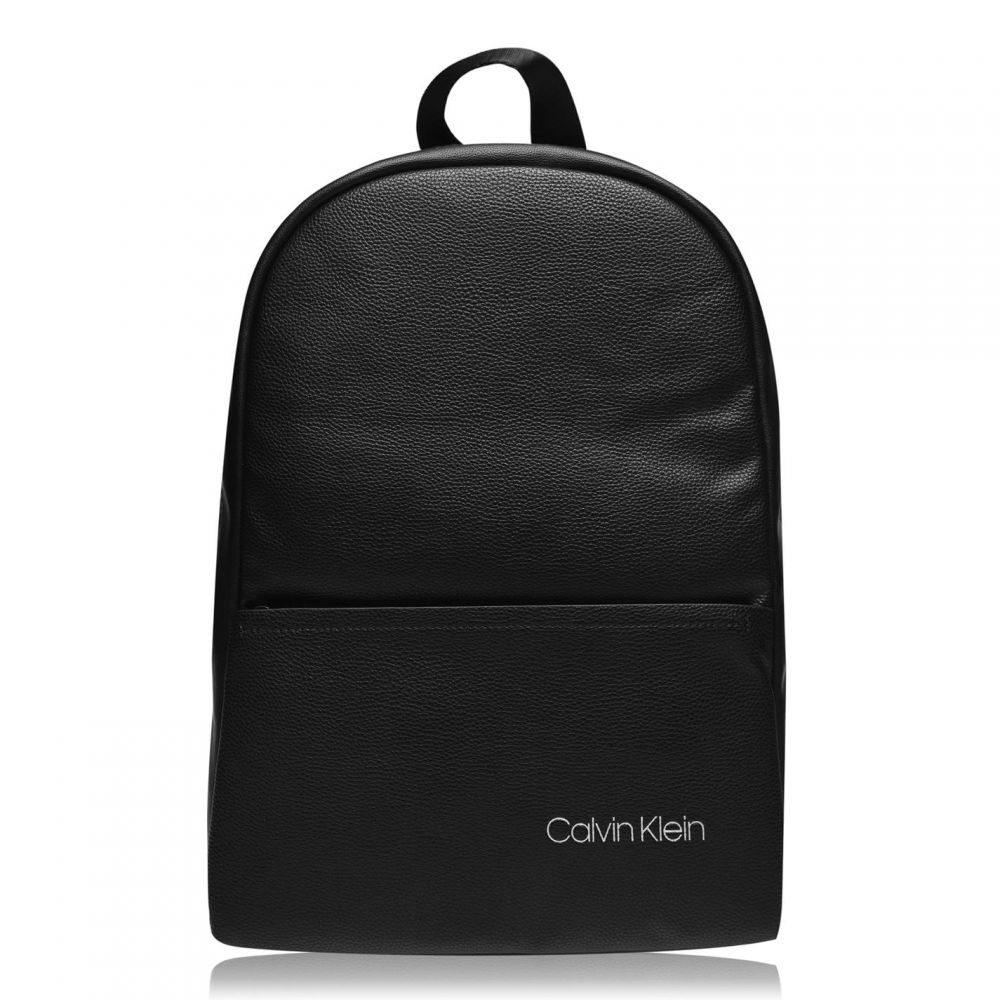 カルバンクライン Calvin Klein メンズ バックパック・リュック バッグ【Direct Backpack】Black
