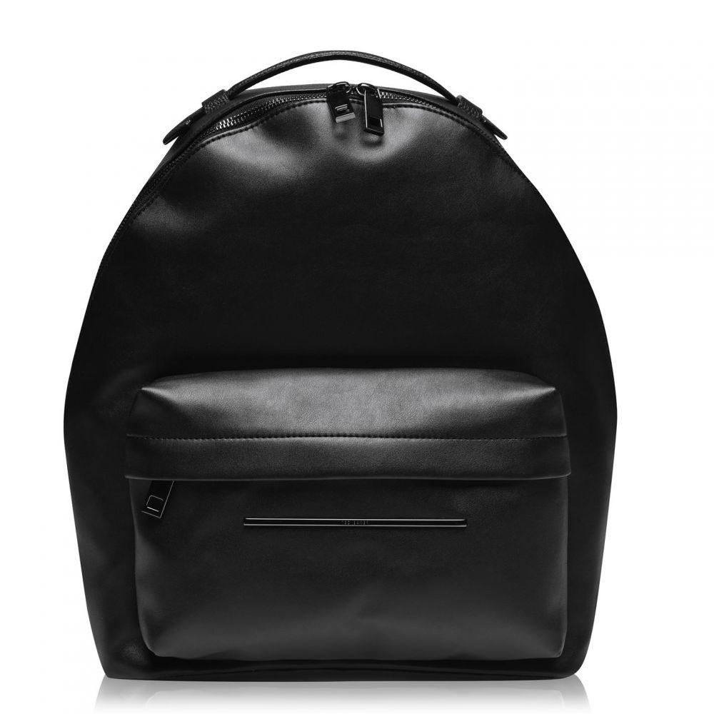 テッドベーカー Ted Baker メンズ バックパック・リュック バッグ【Round Backpack】BLACK