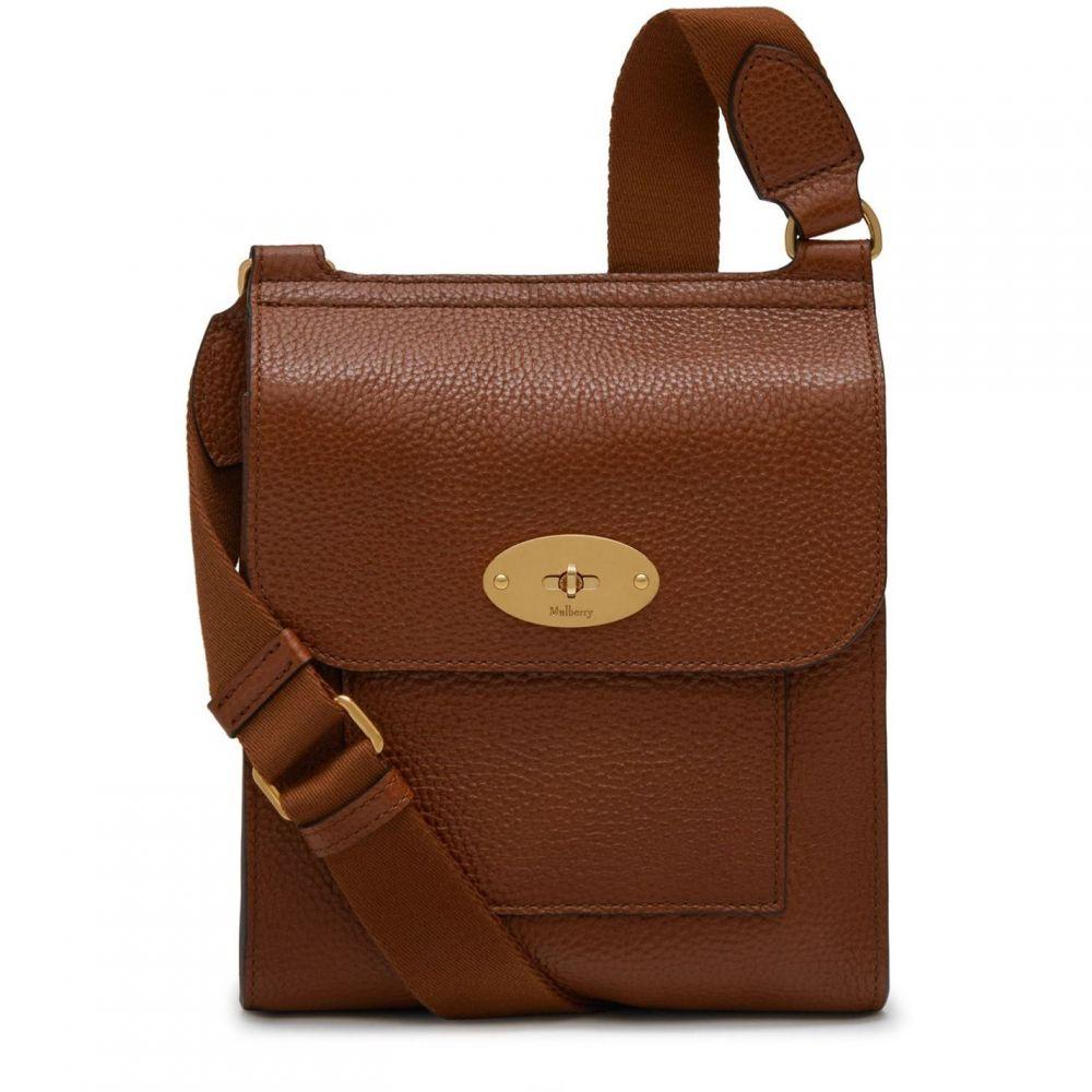 マルベリー Mulberry メンズ メッセンジャーバッグ バッグ【Small Antony Messenger Bag】Oak