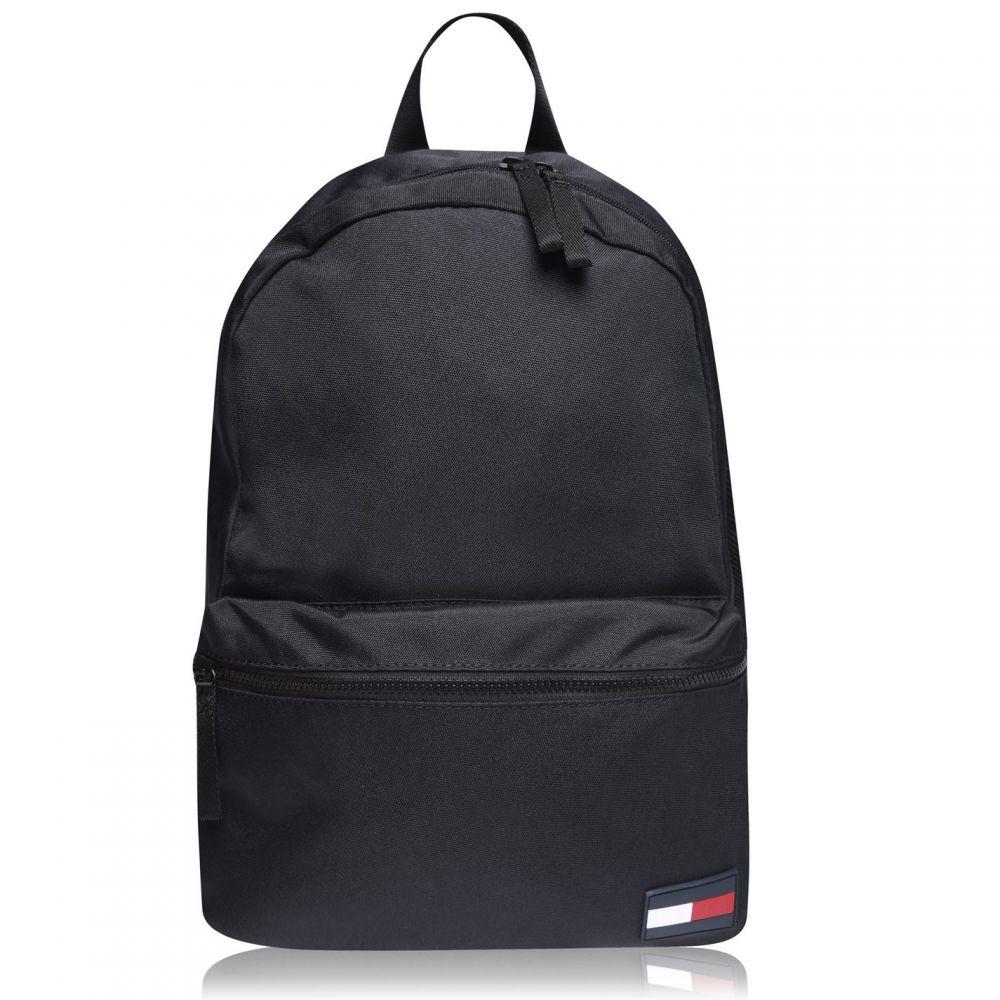 トミー ヒルフィガー Tommy Hilfiger メンズ バックパック・リュック バッグ【Core Backpack】Black BDS