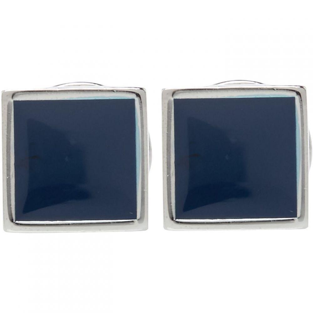 ヒューゴ ボス Hugo メンズ カフス・カフリンクス 【Totake Square Cufflinks】Blue