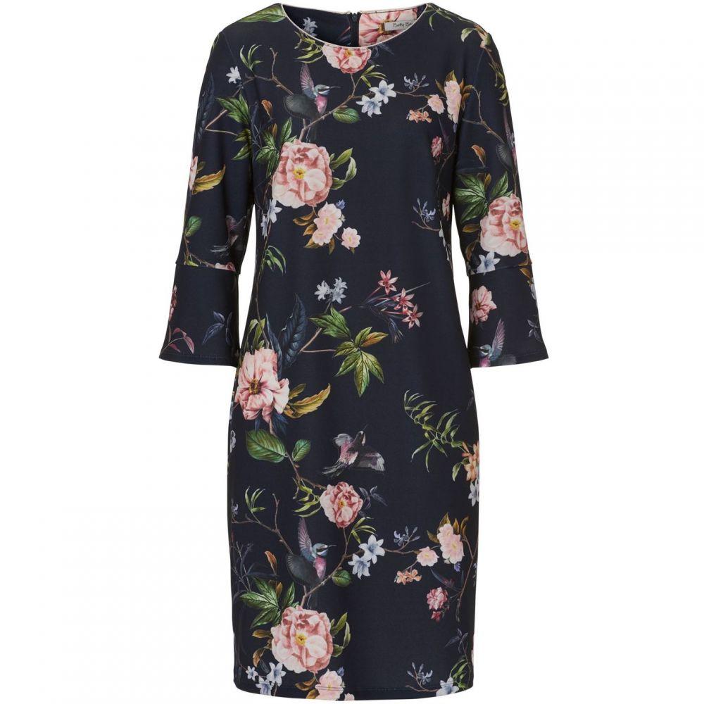 ベティー バークレイ Betty Barclay レディース ワンピース ワンピース・ドレス【Floral Print Jersey Dress】Multi Coloured
