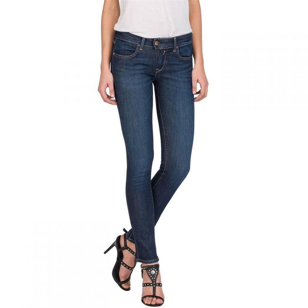 リプレイ Replay レディース ジーンズ・デニム ボトムス・パンツ【Touch Skinny Fit Jeans】Blue