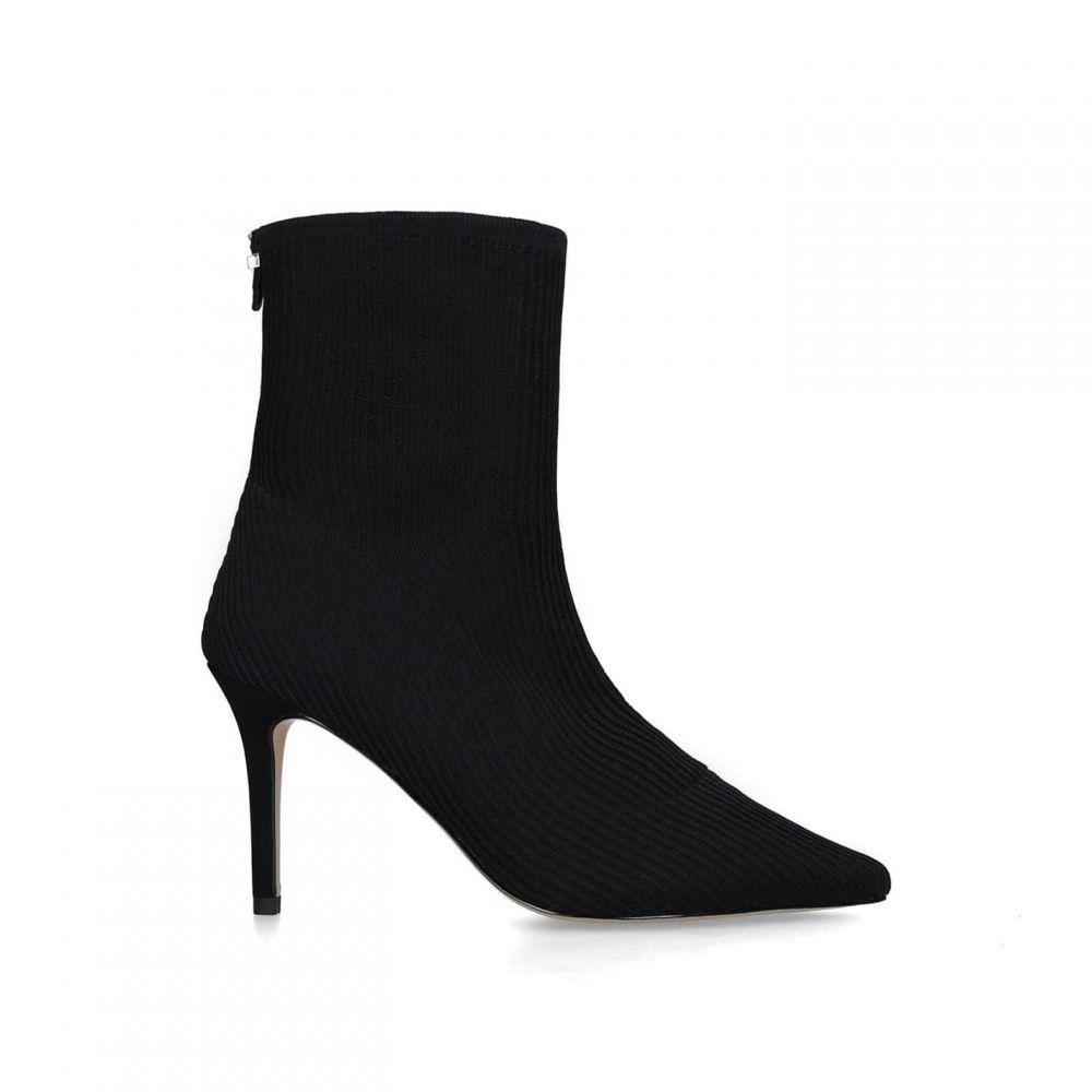 カーベラ Carvela レディース ブーツ ショートブーツ シューズ・靴【Sass Ankle Boots】BLACK