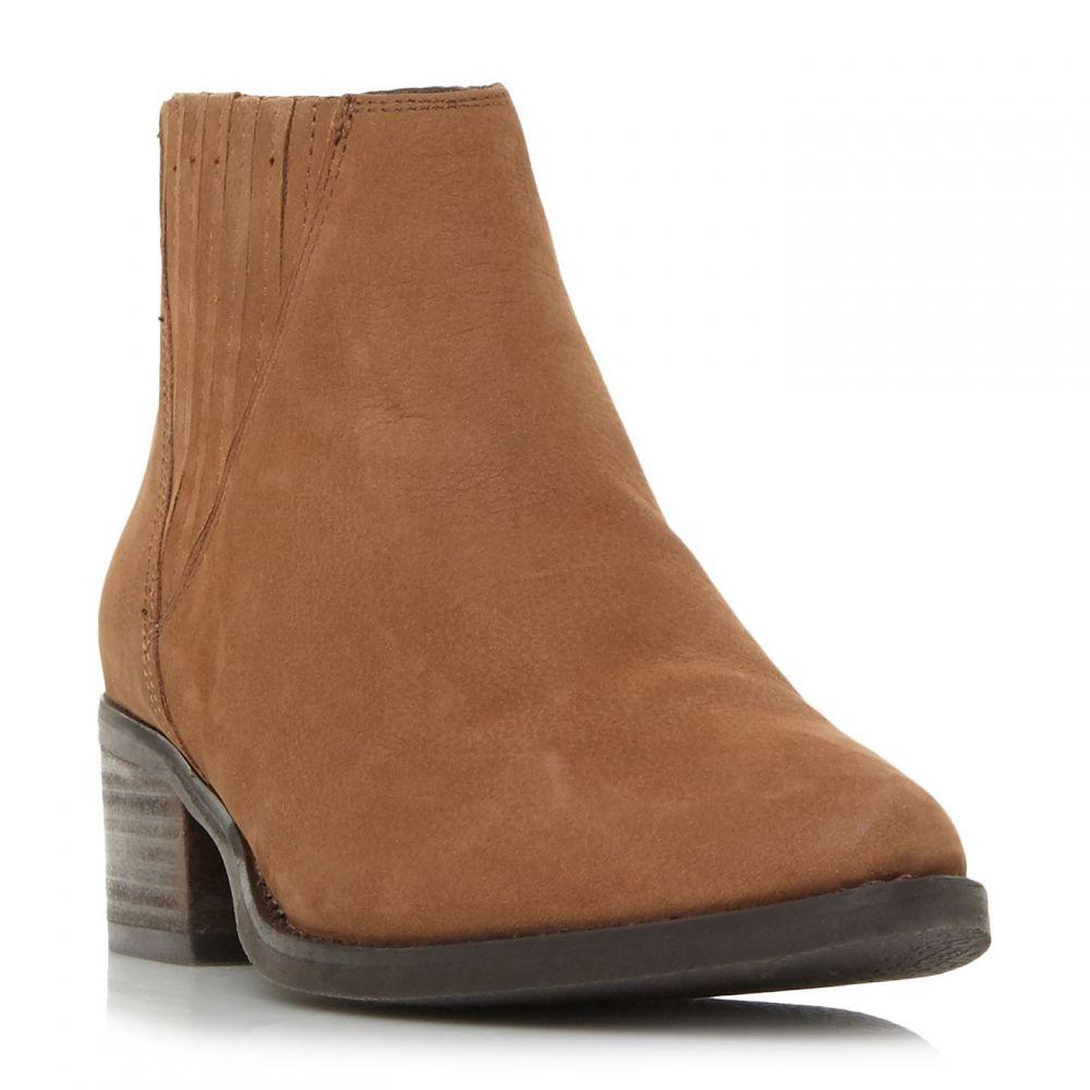 スティーブ マデン Steve Madden レディース ブーツ チェルシーブーツ シューズ・靴【Always Sm Point Chelsea Boots】Camel