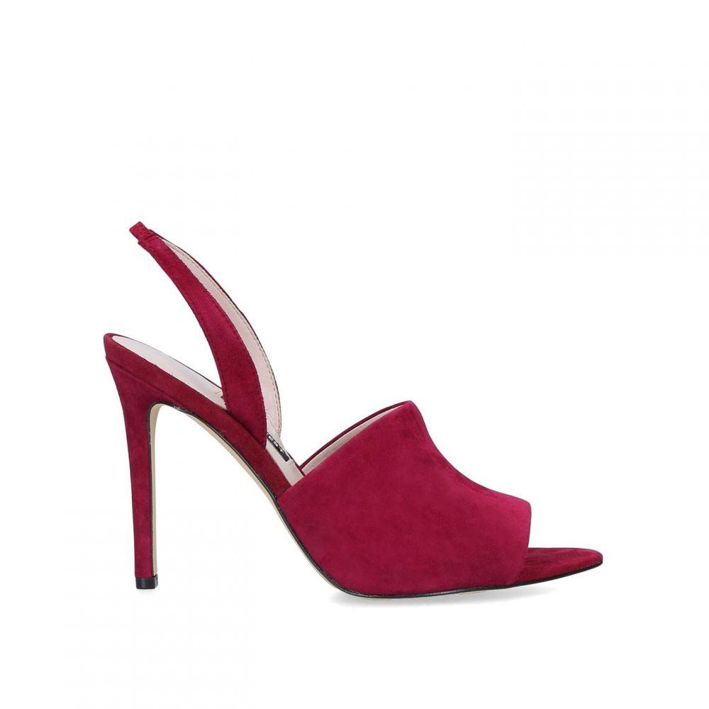 ナインウエスト Nine West レディース サンダル・ミュール シューズ・靴【Guthrie Sandals】RED