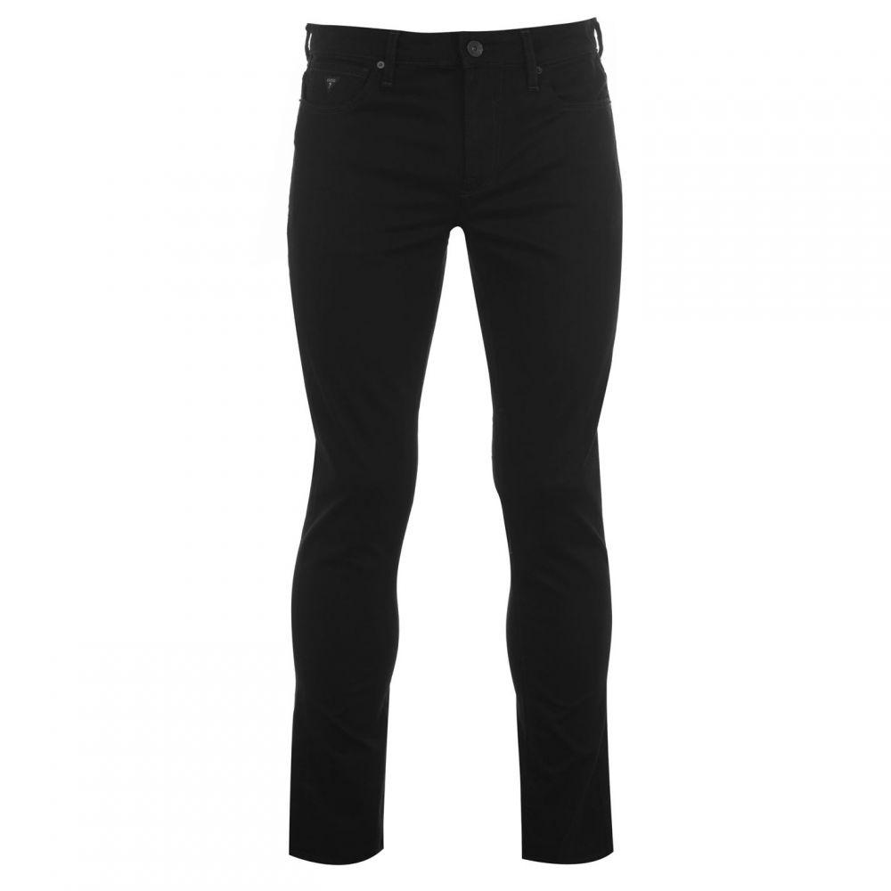 ゲス Guess メンズ ジーンズ・デニム ボトムス・パンツ【Dot Stretch Skinny Jeans】Black Black