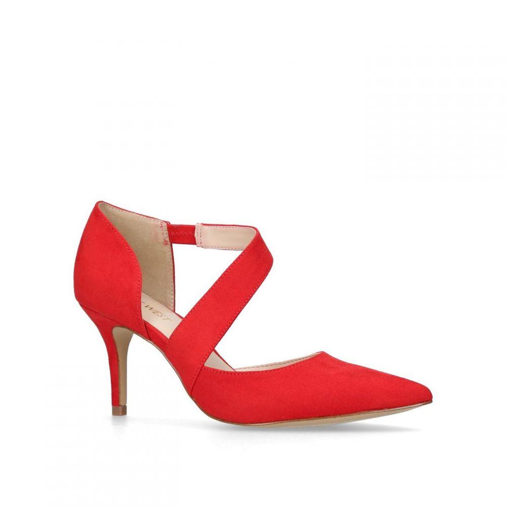 ナインウエスト Nine West レディース パンプス シューズ・靴【Kremi Courts】Red