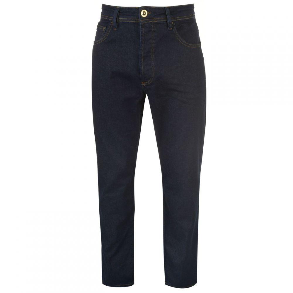 ヴェルサーチ Versace Jeans Couture メンズ ジーンズ・デニム ボトムス・パンツ【Versace Regular Fit Rinse Straight Jeans】Indigo