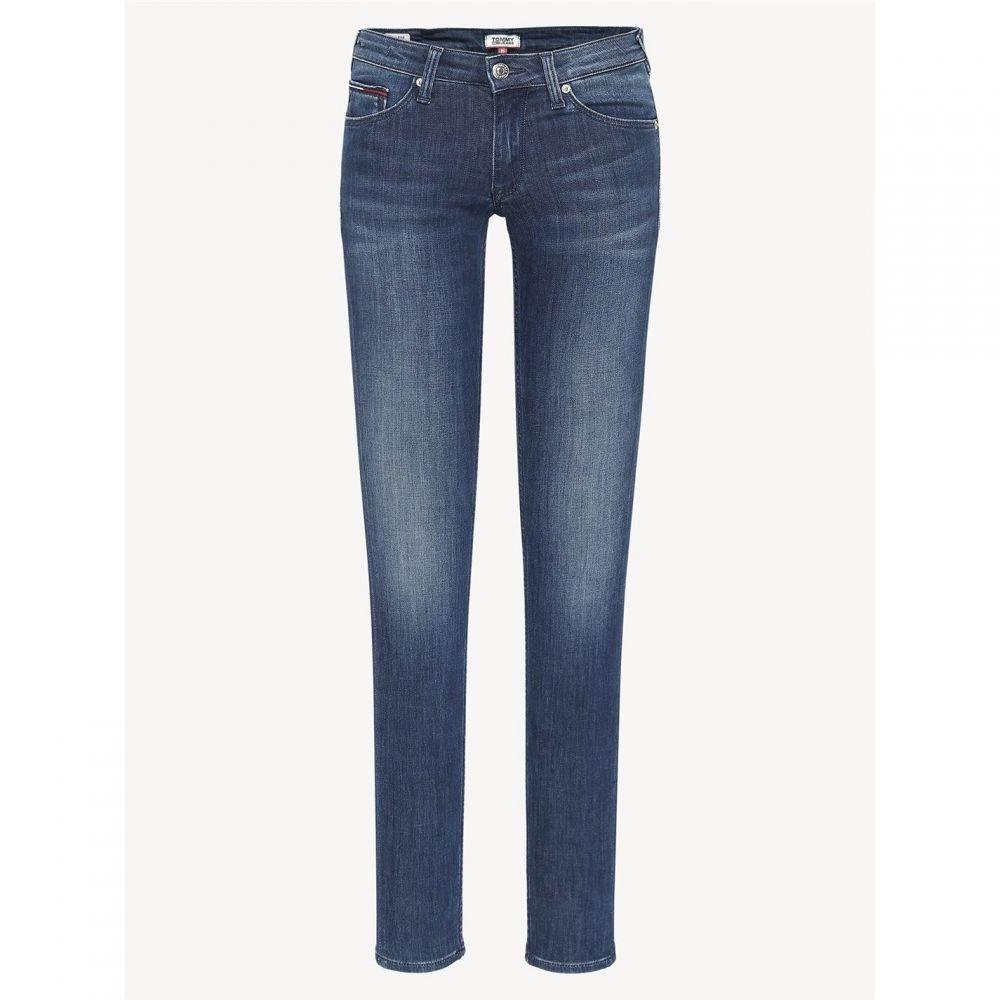 最安価格 トミー ジーンズ Tommy Jeans レディース ジーンズ・デニム スキニー ボトムス・パンツ【Low Rise Skinny Sophie Jeans】BLUE DENIM, お買い得アクセサリーMOAR ff9ca4f0