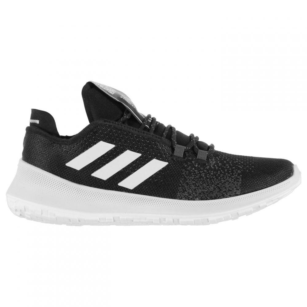 アディダス adidas レディース スニーカー シューズ・靴【Speed Bounce Ace Trainers】Black/White