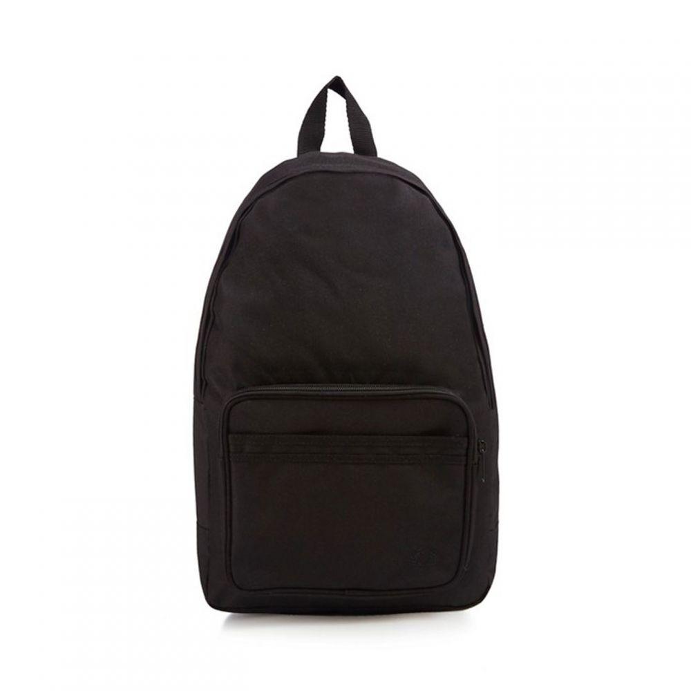 フレッドペリー Fred Perry メンズ バックパック・リュック バッグ【Tw Tipped Backpack】Blk/Blk