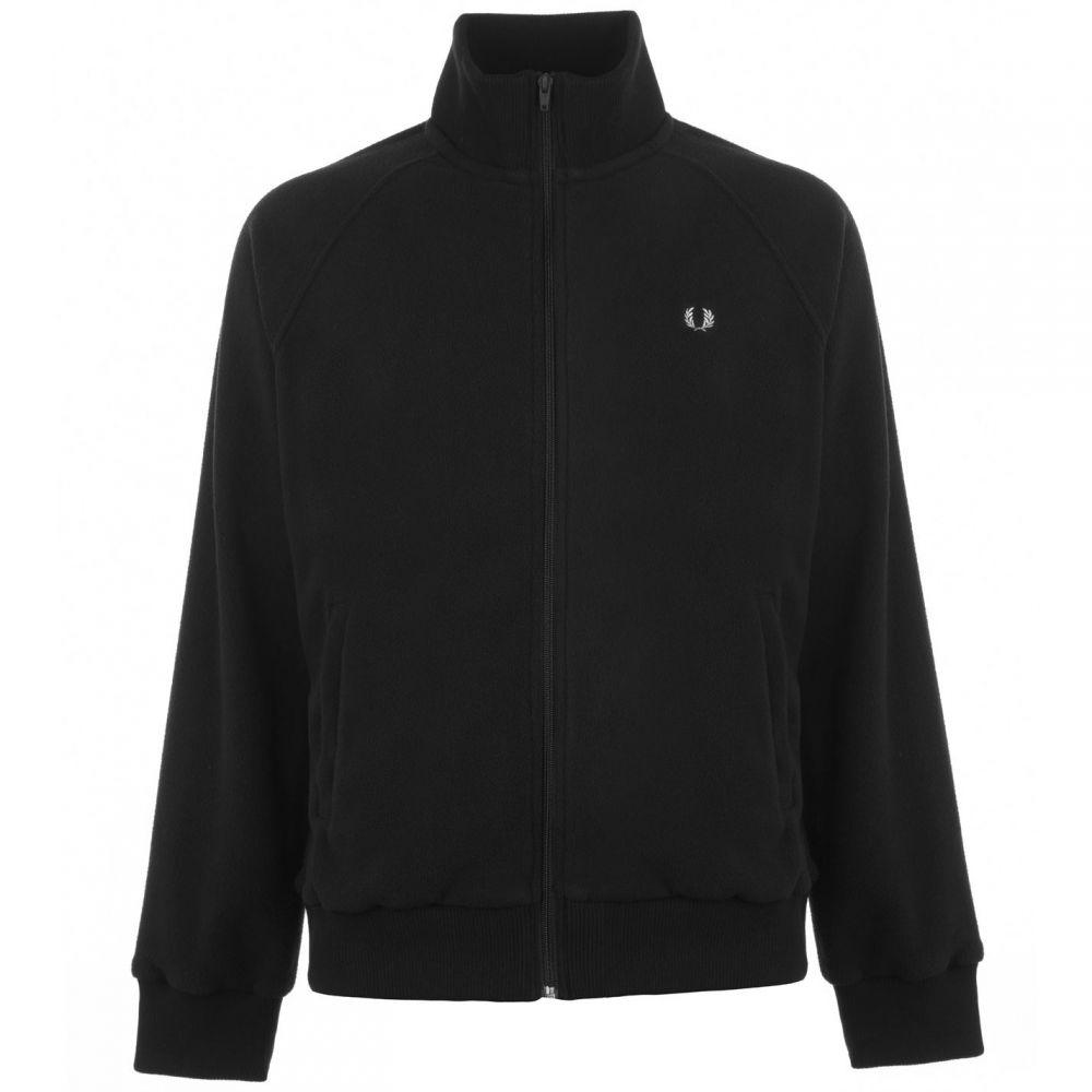 フレッドペリー Fred Perry メンズ ジャケット アウター【Fleece Jacket】BLACK
