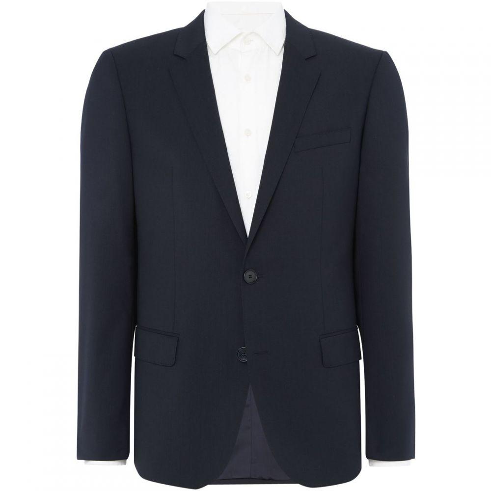 ヒューゴ ボス Hugo メンズ スーツ・ジャケット アウター【Huge Genius Slim Fit Suit Jacket】Dark Blue