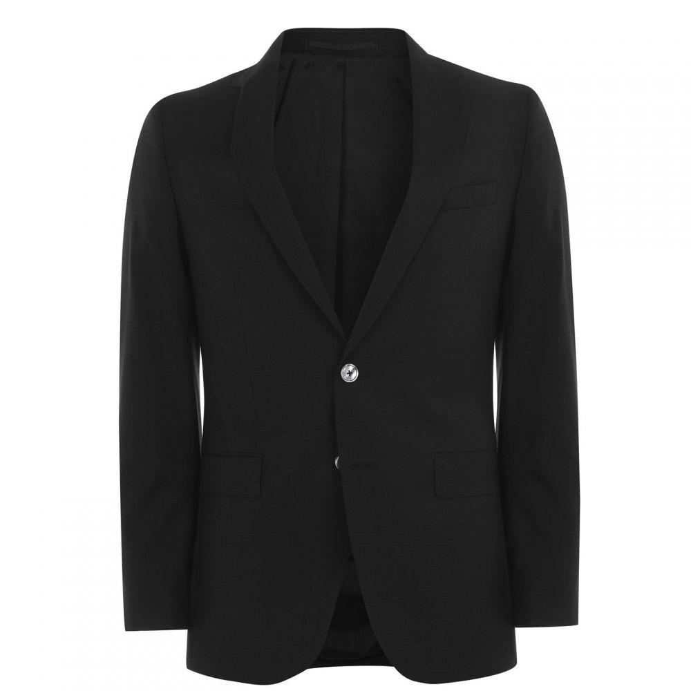 ヒューゴ ボス Boss メンズ スーツ・ジャケット アウター【HTB Novan SB2 Sn02】Black