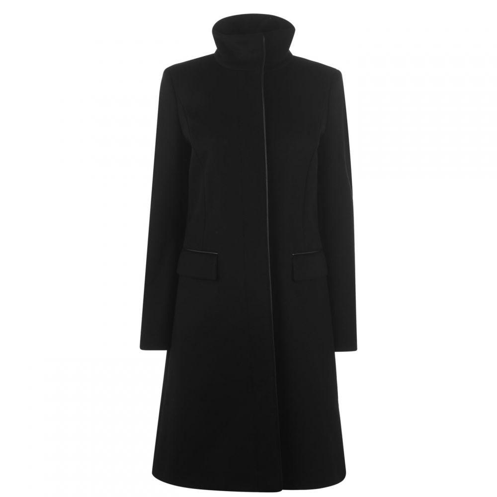 ヒューゴ ボス HUGO レディース コート アウター【Hugo Boss Mirani Coat】Black