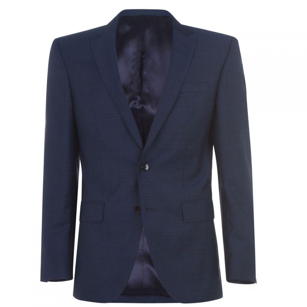 ヒューゴ ボス Boss メンズ スーツ・ジャケット アウター【HBT Huge SB2 Sn01】Navy