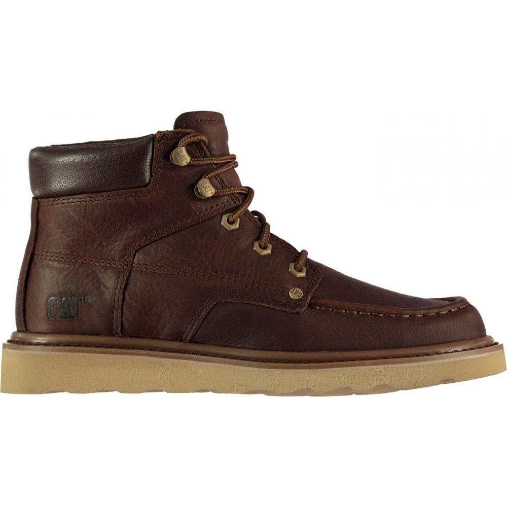 キャピタラー カジュアル Caterpillar メンズ ブーツ シューズ・靴【byron boots】Peanut