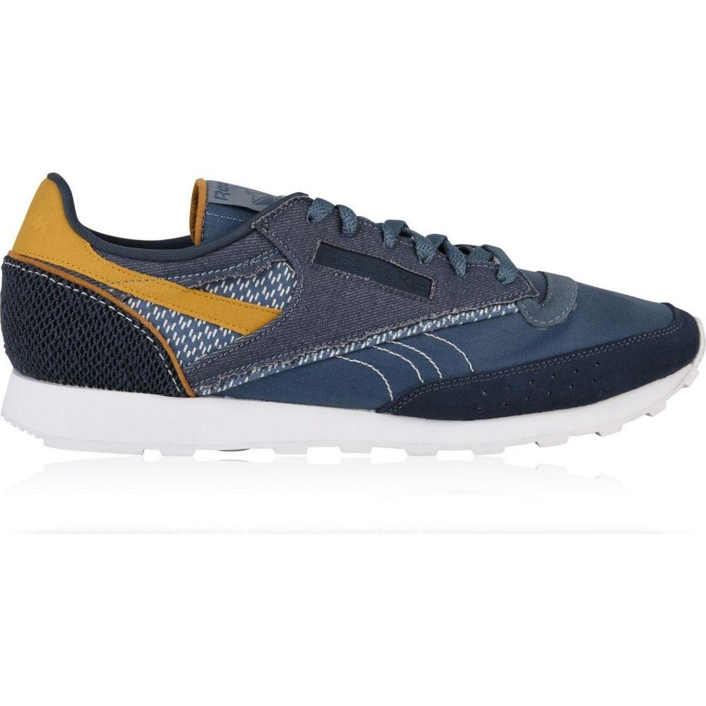 リーボック REEBOK メンズ スニーカー シューズ・靴【classic trainers】Blue Slate