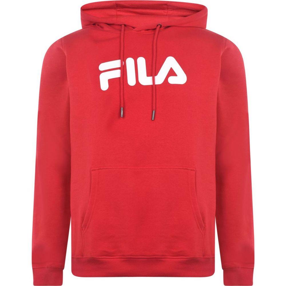 フィラ Fila メンズ パーカー トップス【fern hoodie】Red