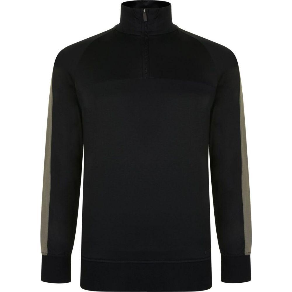 カルバンクライン CALVIN KLEIN メンズ スウェット・トレーナー トップス【kanat retro sweatshirt】Black