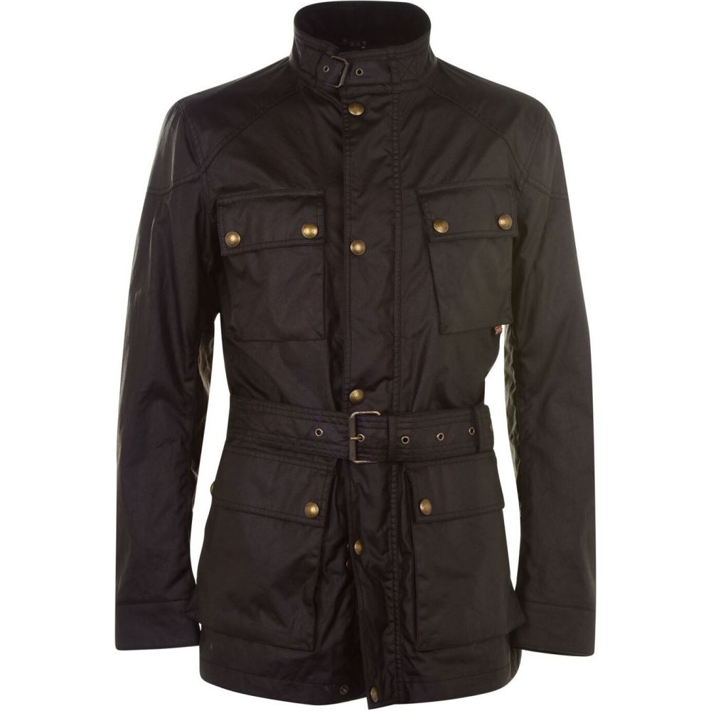 ベルスタッフ BELSTAFF メンズ ジャケット アウター【trialmaster jacket】Mahogany