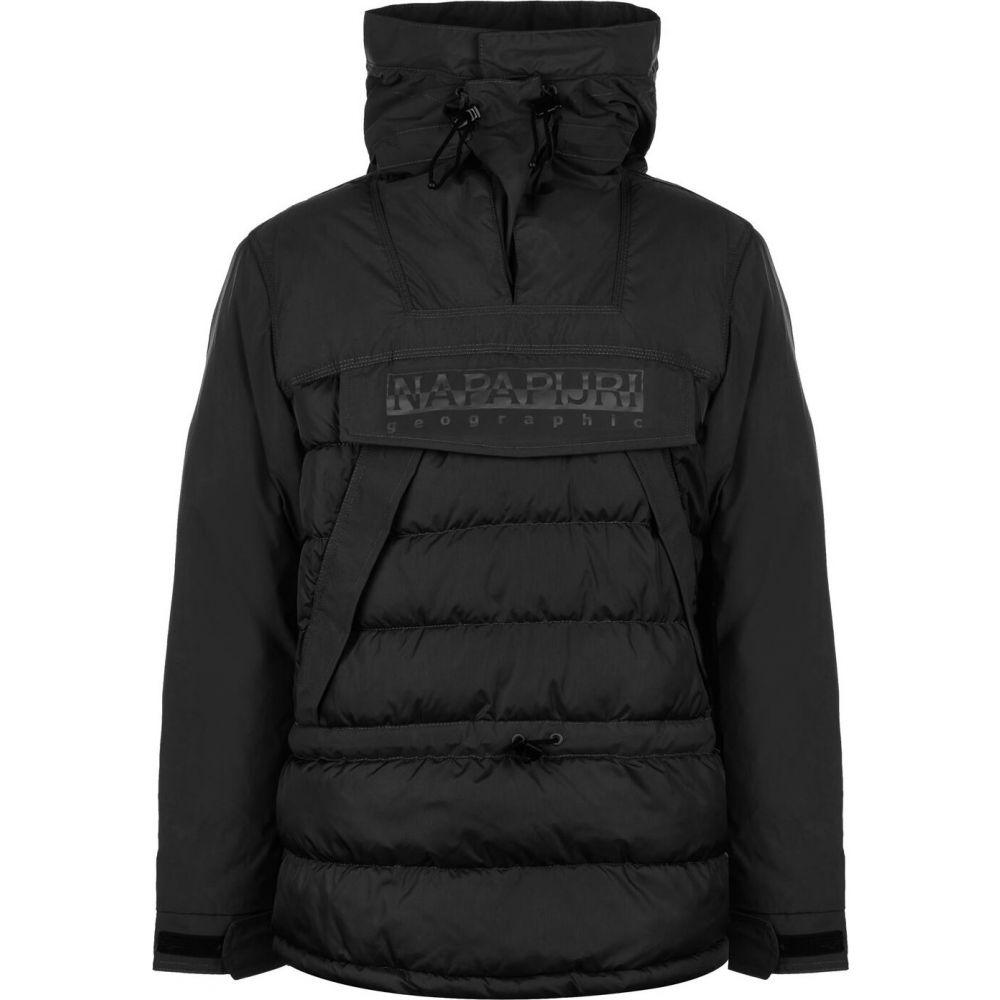 ナパピリ フューチャーウェアー NAPAPIJRI FUTUREWEAR メンズ ジャケット アウター【infinity jacket】Black