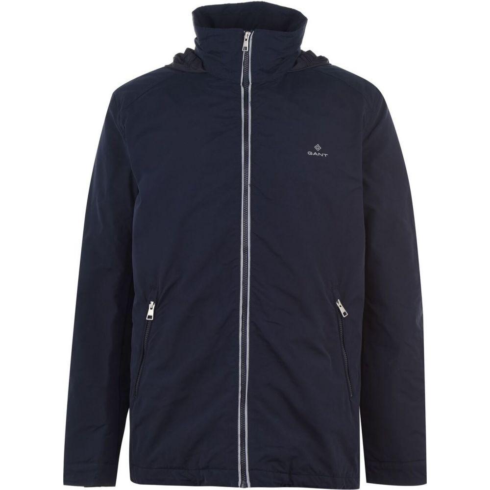 ガント Gant メンズ ジャケット アウター【mid length jacket】Navy