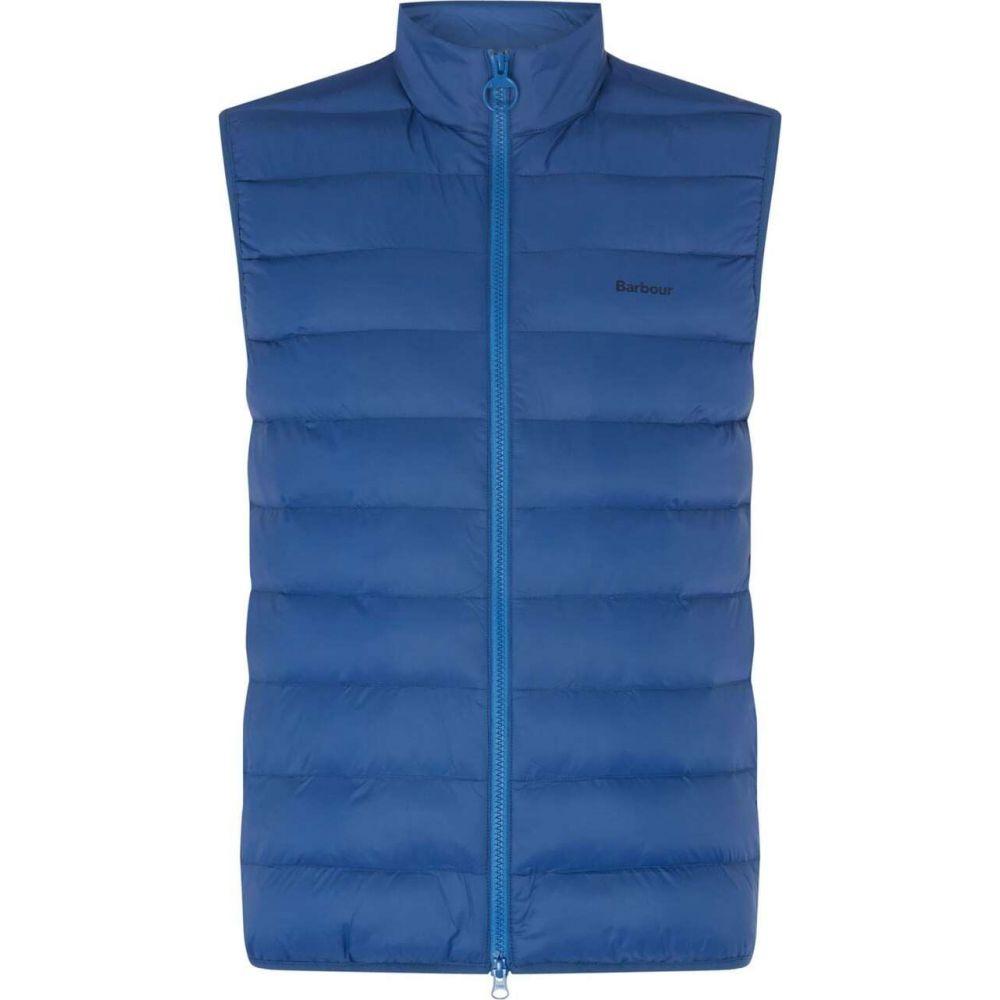 バブアー Barbour Lifestyle メンズ ベスト・ジレ トップス【bretby gilet】Loch Blue BL