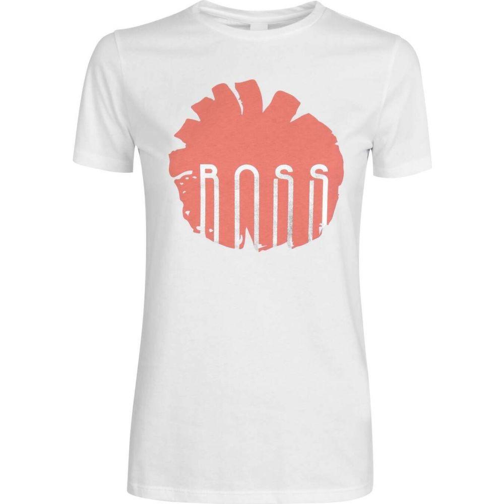 ヒューゴ ボス BOSS レディース Tシャツ ロゴTシャツ トップス【blossom logo t shirt】White