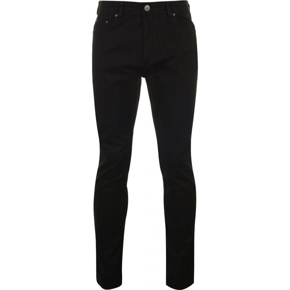 ヴェルサーチ Versace Jeans Couture メンズ ジーンズ・デニム ボトムス・パンツ【versace slim taper fit jeans】BLACK