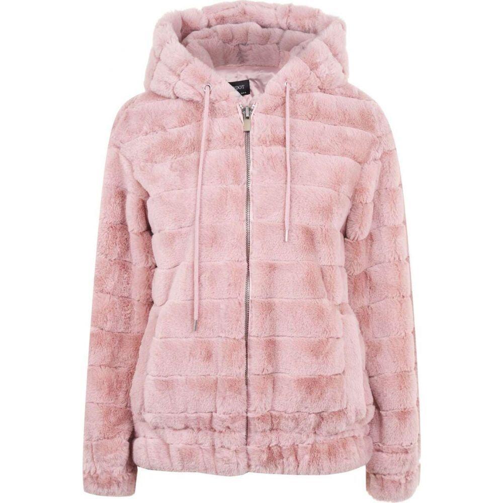 バルドー Bardot レディース ジャケット アウター【fur jacket】Pink