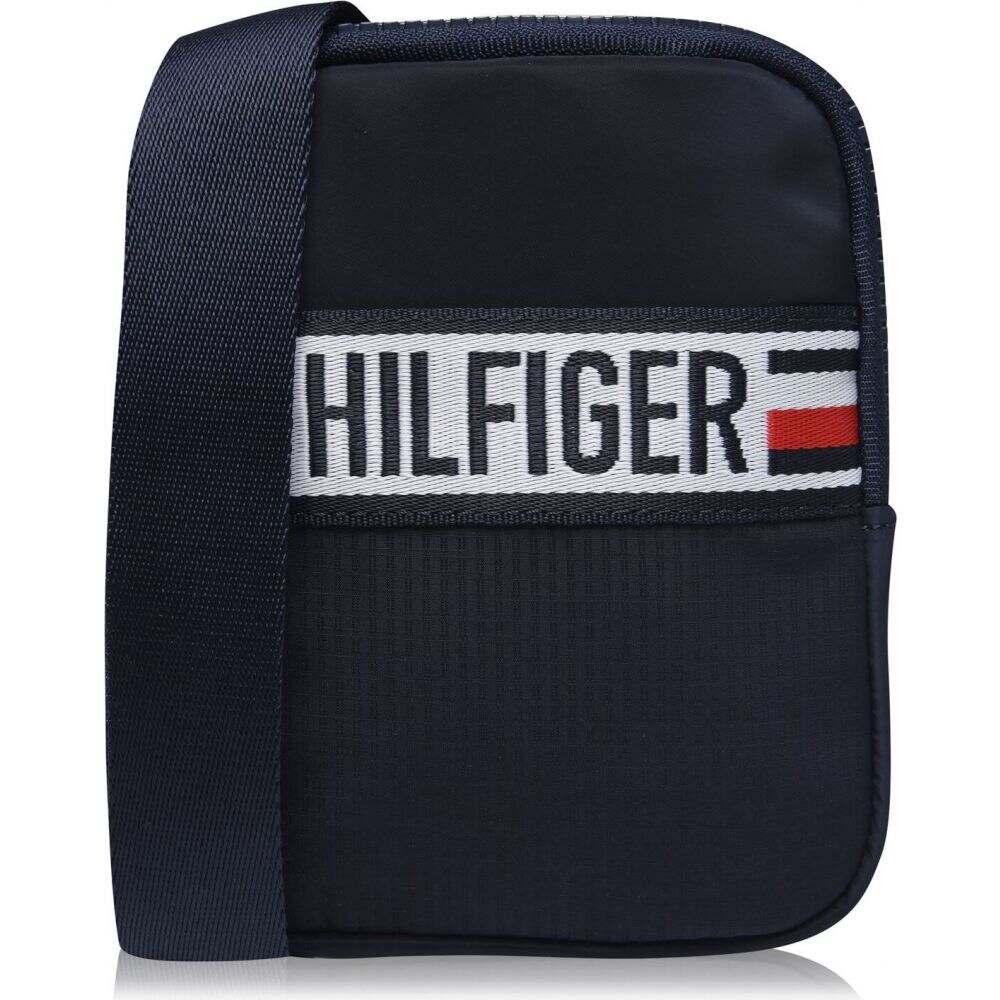 トミー ヒルフィガー Tommy Hilfiger メンズ ショルダーバッグ バッグ【xover crossbody bag】Navy