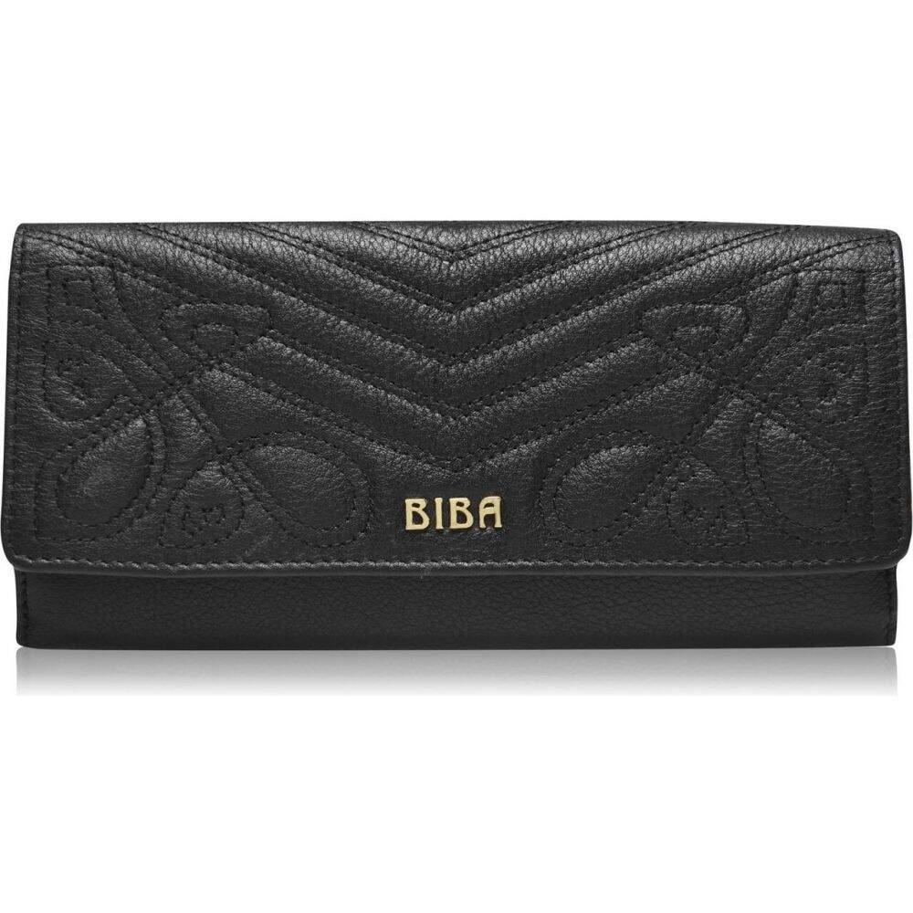 ビバ Biba レディース 財布 【maxine purse】Black