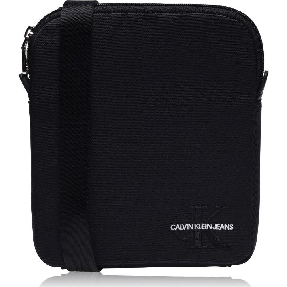 カルバンクライン Calvin Klein メンズ ショルダーバッグ バッグ【mono micro crossbody bag】Black