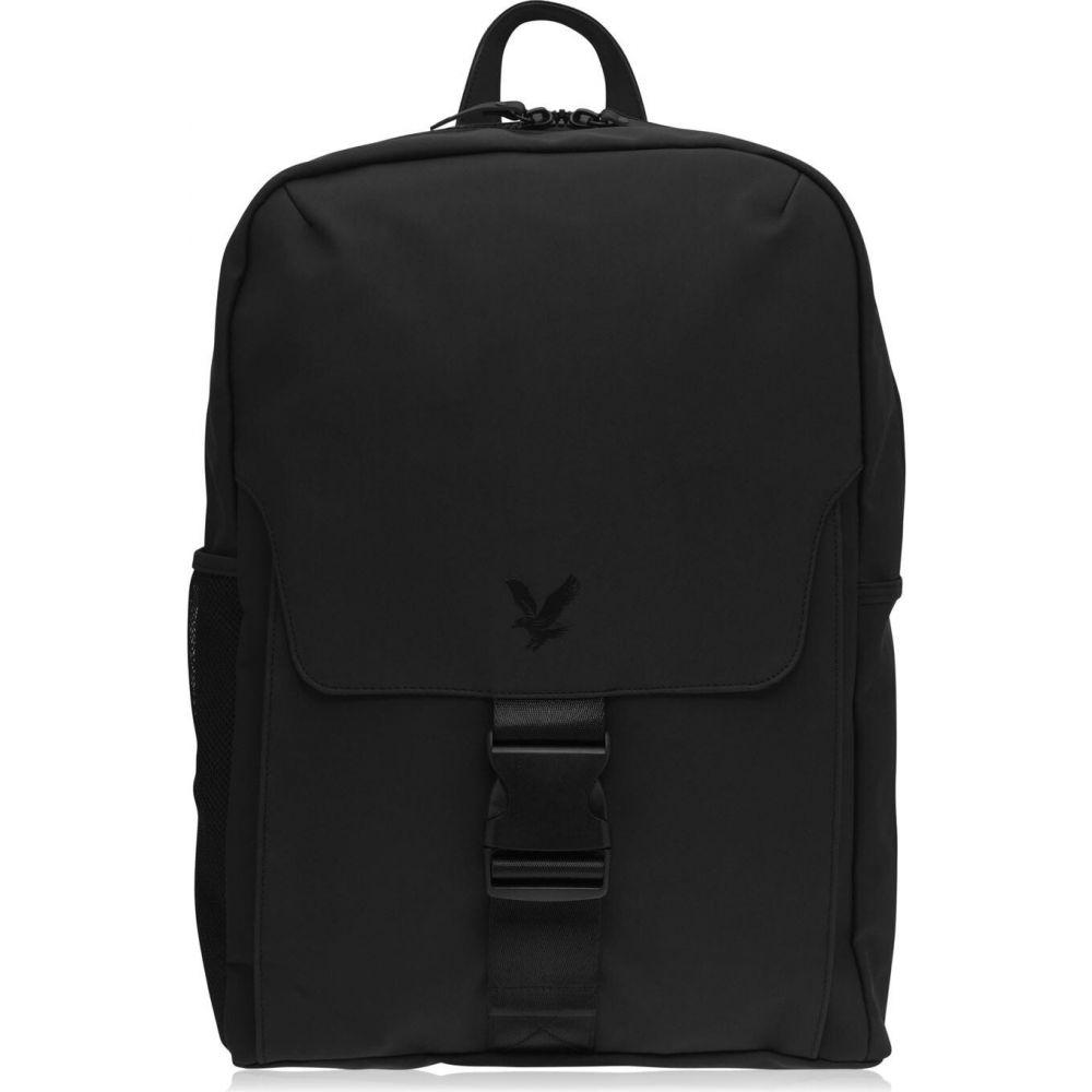ライル アンド スコット Lyle and Scott メンズ バックパック・リュック バッグ【backpack】True Black