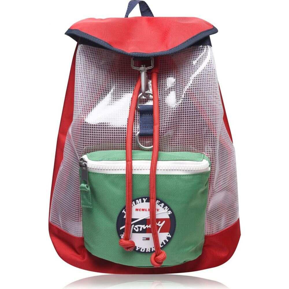 トミー ジーンズ Tommy Jeans メンズ バックパック・リュック バッグ【heri logo backpack】Heritage