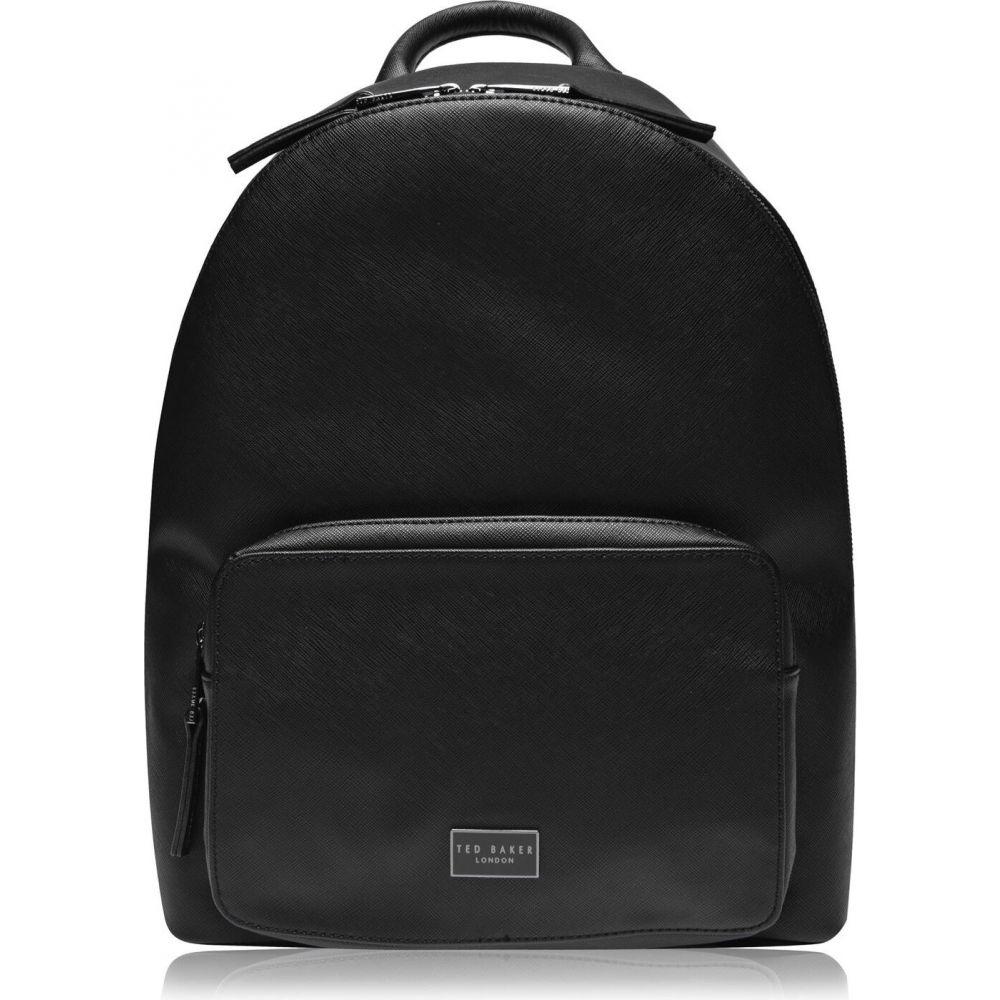 テッドベーカー Ted Baker メンズ バックパック・リュック バッグ【athos pu backpack】BLACK