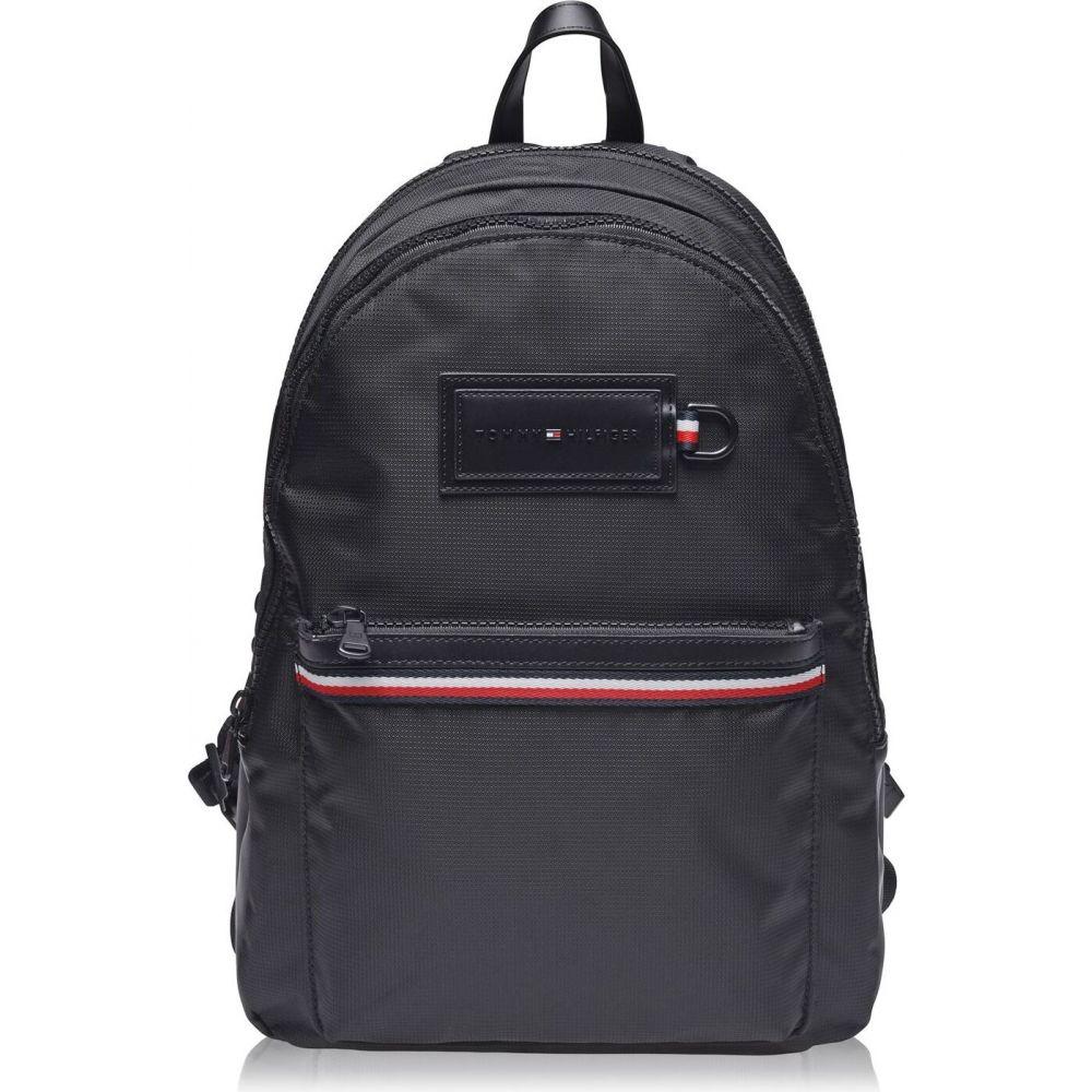 トミー ヒルフィガー Tommy Hilfiger メンズ バックパック・リュック バッグ【modern backpack】Black BDS